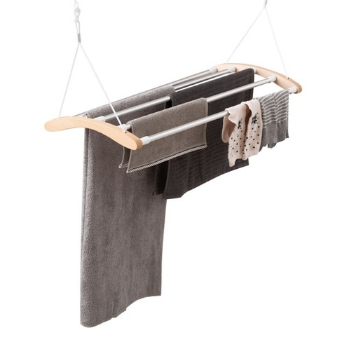 INNOKA Laundry Clothes Drying Rack Storage Drying Rack Dryer Hanging Clothes Cloth Rack (21.98ft drying space) - image 1 of 2