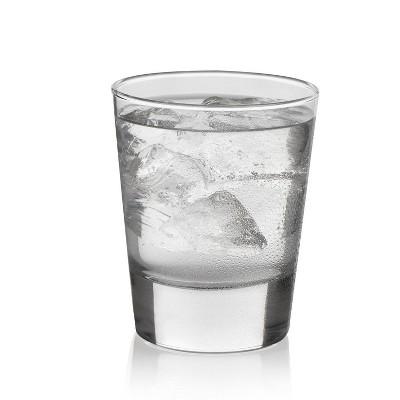 Libbey Geo Rocks Glasses 13.25oz - 12pc Set
