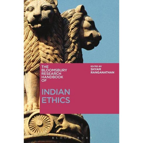 The Bloomsbury Research Handbook of Indian Ethics - (Bloomsbury Research Handbooks in Asian Philosophy) - image 1 of 1