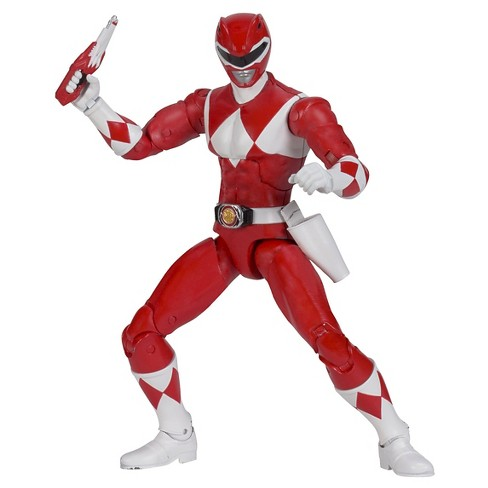 Power Rangers Legacy - Mighty Morphin Red Ranger - image 1 of 3