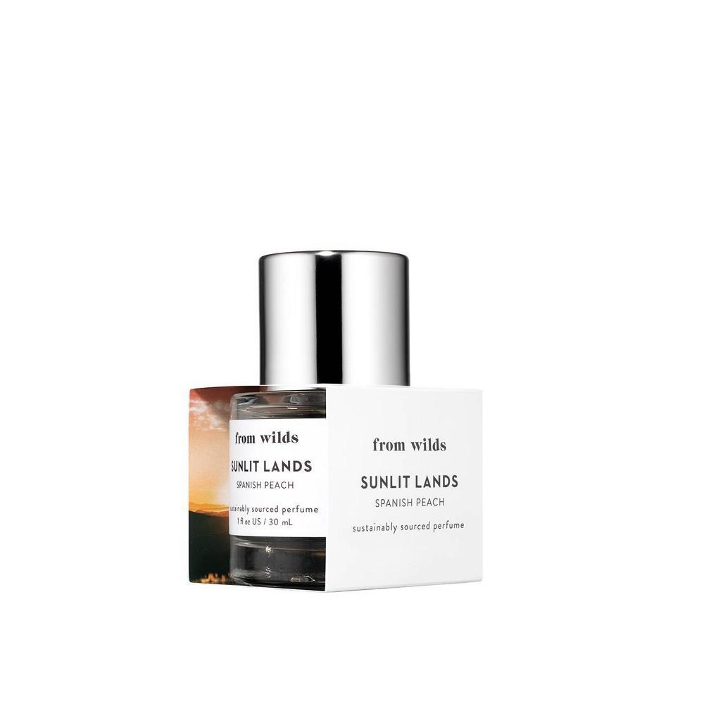 Image of From Wilds Women's Perfume Sunlit Lands EDP Fragrance - 1 fl oz