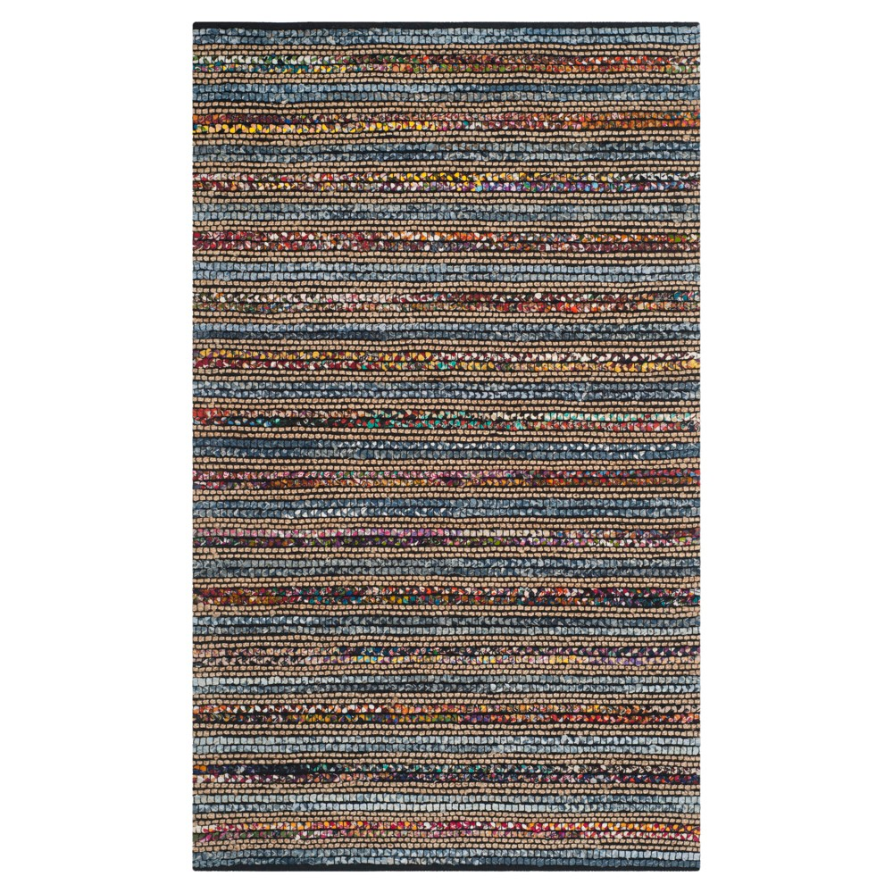 Kayden Area Rug - Blue/Multi (5'x8') - Safavieh, Multicolored Blue