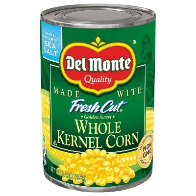 Del Monte Fresh Cut Whole Kernel Corn - 15.25oz