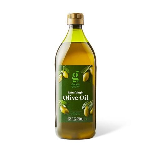 Extra Virgin Olive Oil - 25.5 fl oz - Good & Gather™ - image 1 of 2