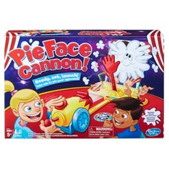 Pie Face Cannon Game, board games
