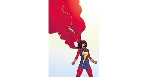 Ms. Marvel 1 : (Marvel Now!) (Hardcover) (G. Willow Wison) - image 1 of 1