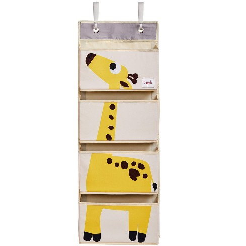 3 Sprouts Hanging Wall Organizer- Storage for Nursery and Changing Tables - image 1 of 4