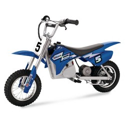 Razor MX350 24-Volt Dirt Rocket Electric Motocross Bike - Blue