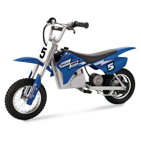 Razor MX350 24-Volt Dirt Rocket Electric Motocross Bike - Blue - image 1 of 4