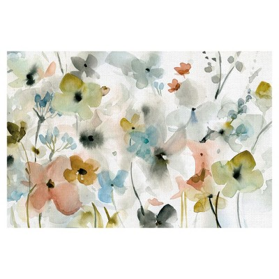 "24""x36"" Garden Variety By Carol Robinson Art On Canvas - Fine Art Canvas"