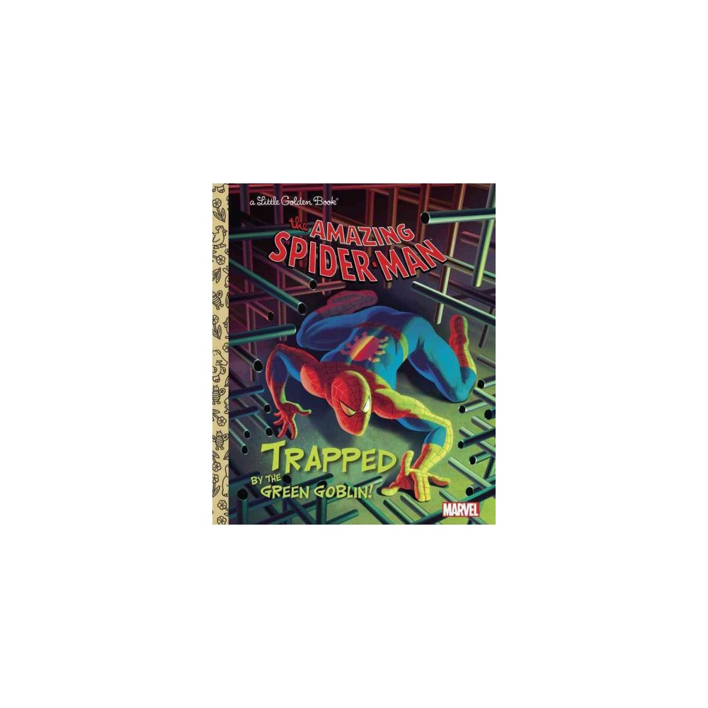 Trapped by the Green Goblin! (Hardcover) (Frank Berrios)