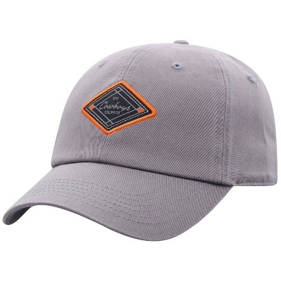 NCAA Oklahoma State Cowboys Men's Gray Washed Relaxed Fit Hat