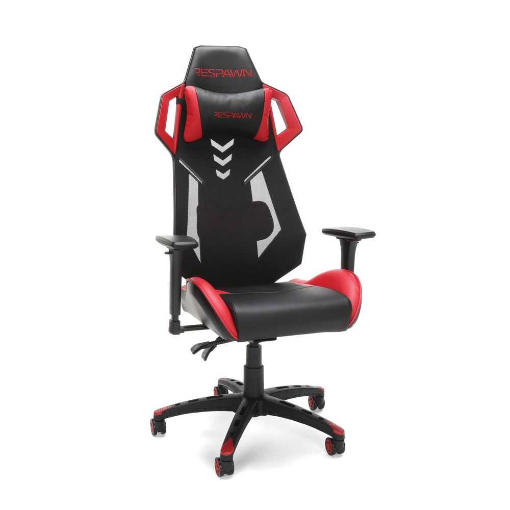 Image of 200 Racing Style Gaming Chair Red - RESPAWN