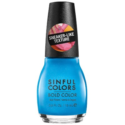 SinfulColors Nail Polish 2683 Double Time - 0.5 fl oz