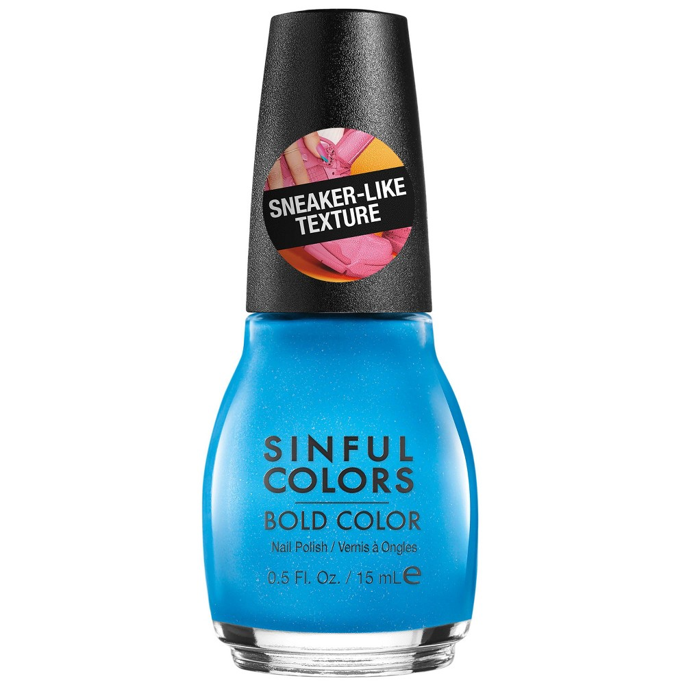 Image of SinfulColors Nail Polish 2683 Double Time - 0.5 fl oz