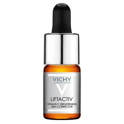 Vichy LiftActiv Vitamin C Brightening Skin Corrector Face Serum - 0.34 fl oz