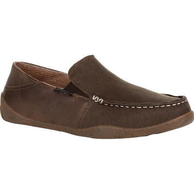 Men's Georgia Boot Cedar Falls Driving Moccasin