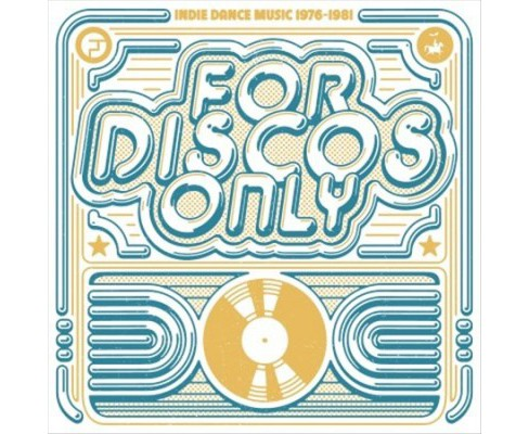 Various - For Discos Only:Indie Dance Music Fro (Vinyl) - image 1 of 1