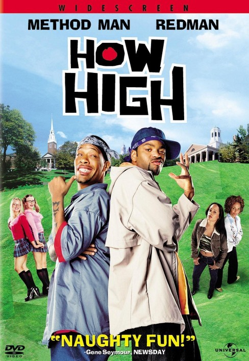 How high (DVD) - image 1 of 1
