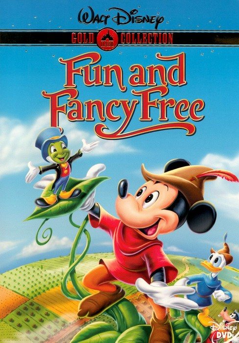 Fun And Fancy Free (DVD) - image 1 of 1
