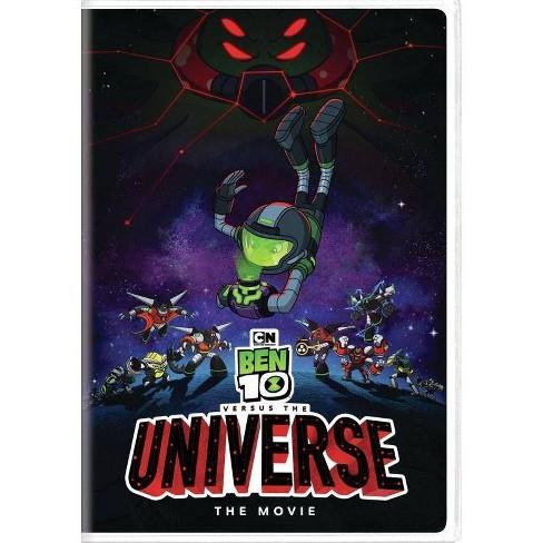 Ben 10 vs. The Universe (DVD) - image 1 of 1