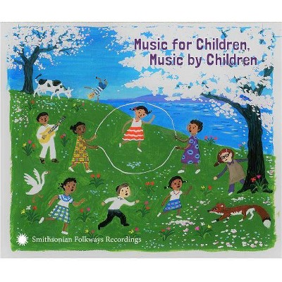 Various Artists - Music for Children, Music by Children (CD)