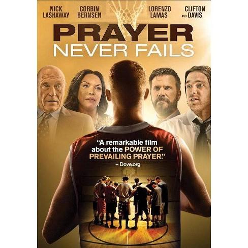 Prayer Never Fails (DVD) - image 1 of 1