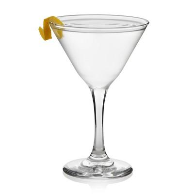 Libbey Martini Glasses 7.5oz - Set of 12