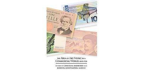 Idea of Art Music in a Commercial World, 1800-1930 (Hardcover) - image 1 of 1