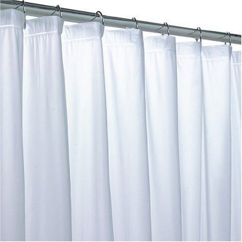 Liner 8G Shower Curtain Clear