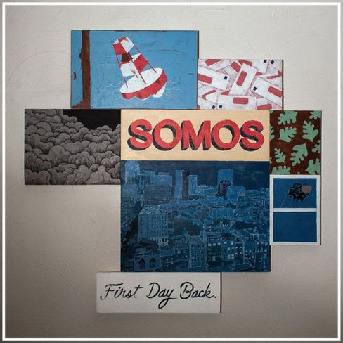 Somos - First day back (CD) - image 1 of 1