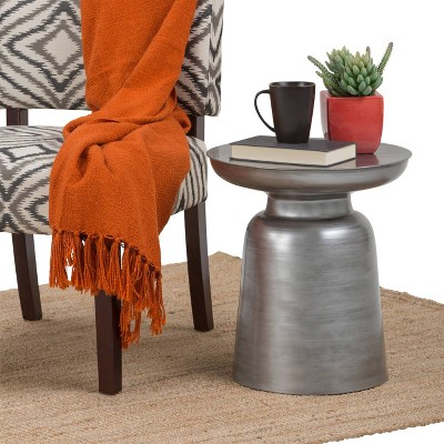 Layne Metal Accent Table - WyndenHall : Target