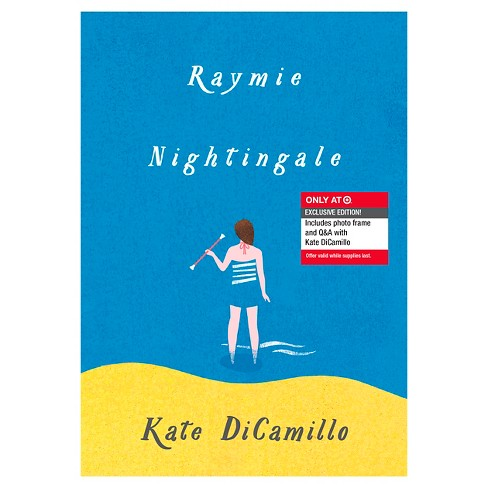 Raymie Nightingale (Exclusive Content) (Hardcover) by Kate DiCamillo - image 1 of 1