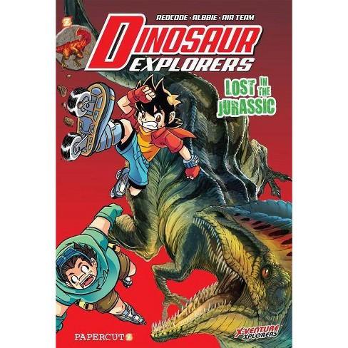 Dinosaur Explorers Vol. 5 - by  Redcode & Albbie (Paperback) - image 1 of 1