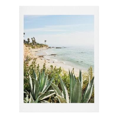 "11"" x 14"" Bree Madden Laguna Coast Unframed Wall Art - Deny Designs"
