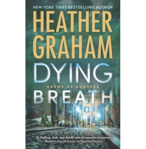 Dying Breath: A Paranormal Romance Novel (Paperback) (Heather Graham) - image 1 of 1