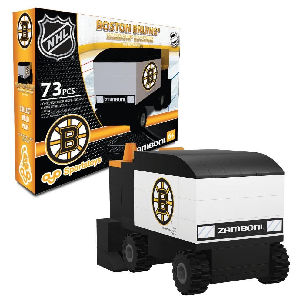 NHL Boston Bruins Oyo Zamboni Set