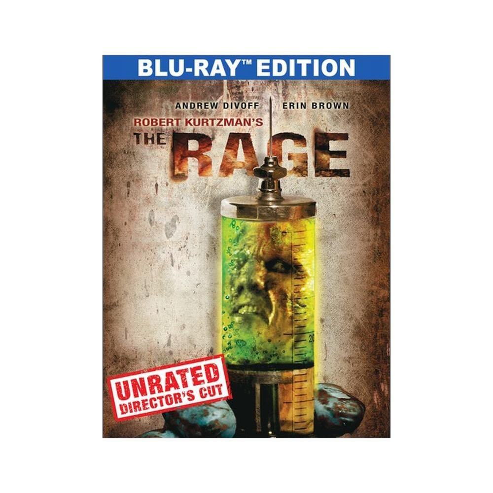 Rage (Blu-ray), Movies