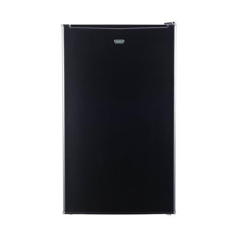 Sunbeam 3.3 cu ft Mini Refrigerator - Black - image 1 of 4