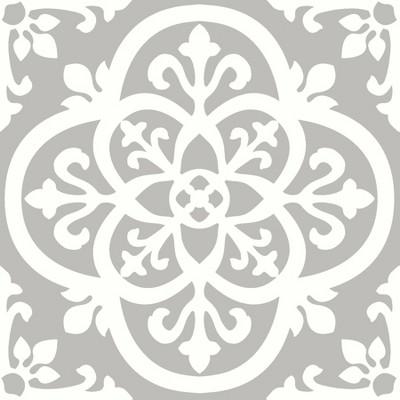 Brewster Set of 2 Medina Peel & Stick Floor Tiles