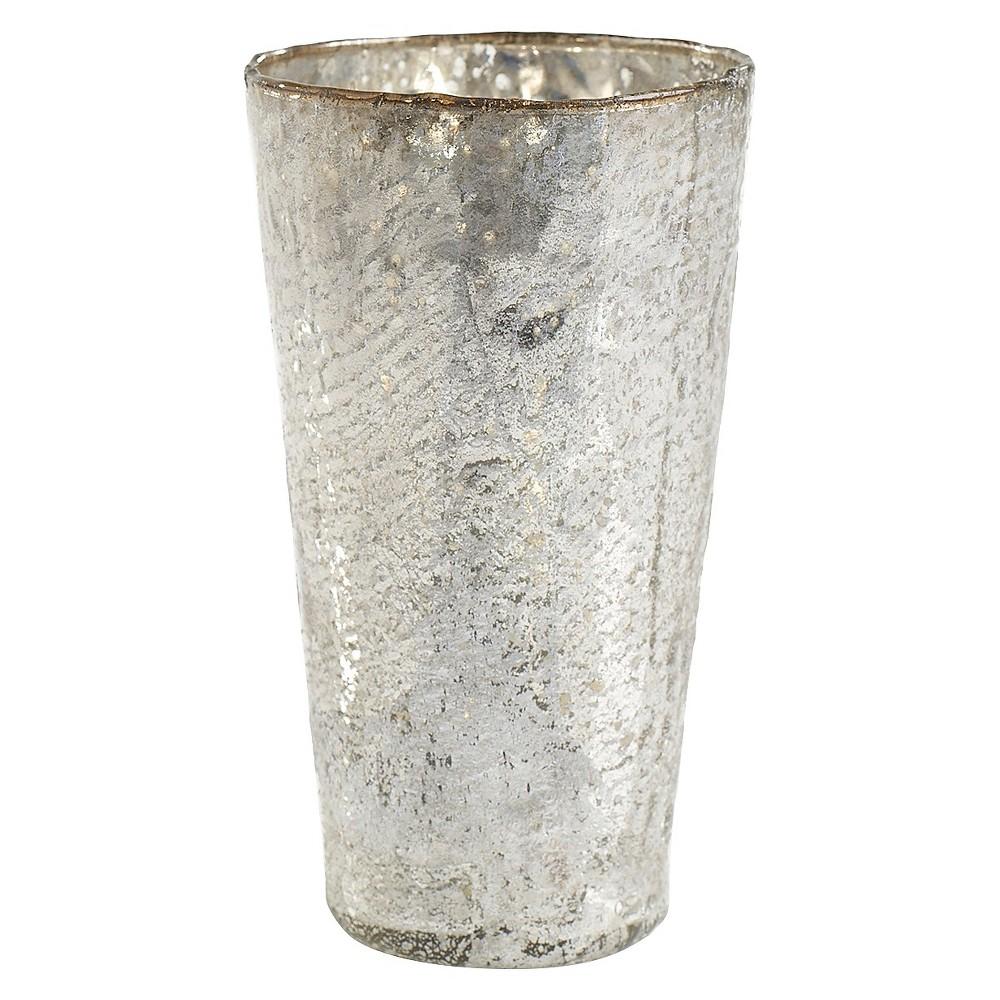 Arctic Glass - Silver 4.75x8