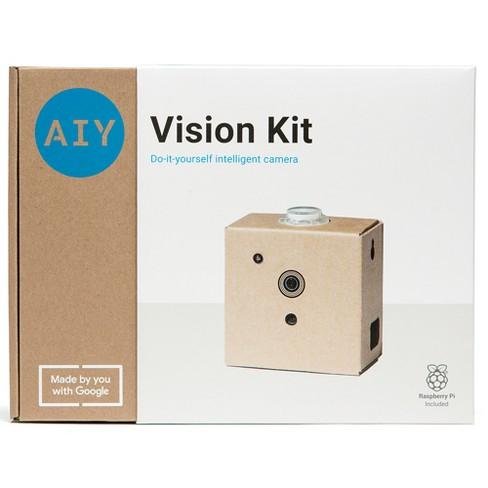 Google Vision Kit AIY