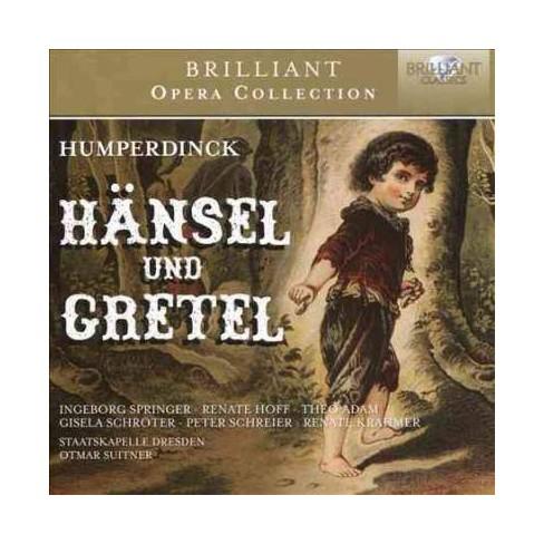Theo Adam - Humperdinck: Hansel and Gretel (CD) - image 1 of 1