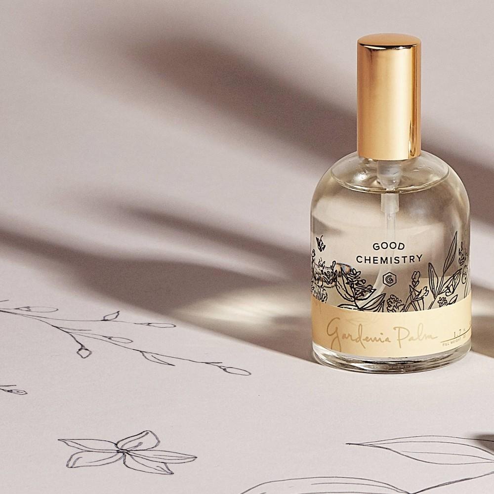Gardenia Palm by Good Chemistry™ Eau de Parfum Women's Perfume - 1.7 fl oz.
