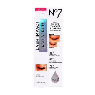 No7 Lash Impact Lash Serum - 0.2 fl oz