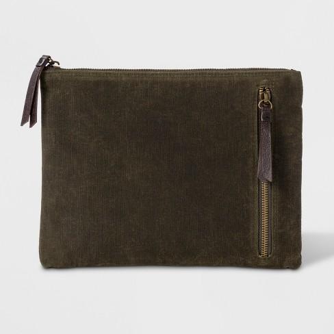 6e569a0c9c8f Olive Flat Kit - Goodfellow   Co™ Olive   Target