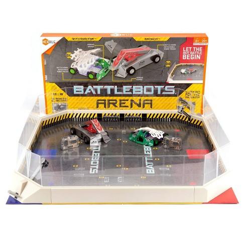 HEXBUG BattleBots Arena 3.0 (Bronco vs Witch Doctor 2.0) - image 1 of 4