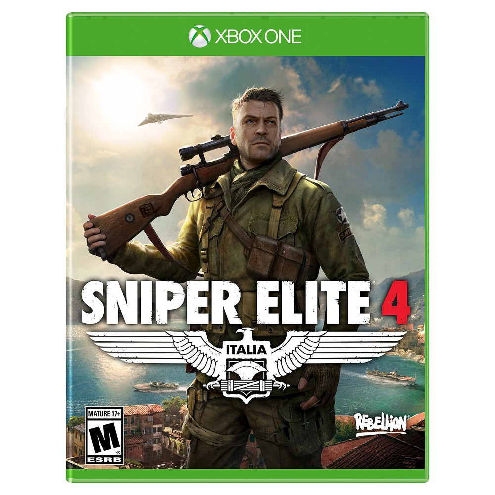 Sniper Elite 4 Xbox One, video games