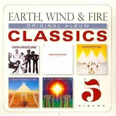 Earth, Wind & Fire - Original Album Classics (CD)