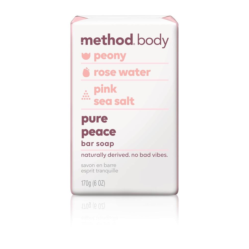 Image of Method Bar Soap Pure Peace - 6oz